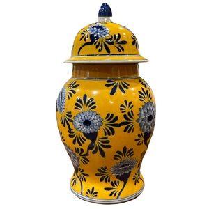 Vintage Seymour Mann Ginger Jar Vase